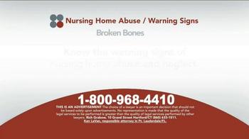 Sokolove Law TV Spot, 'Suspect Nursing Home Abuse' - Thumbnail 4