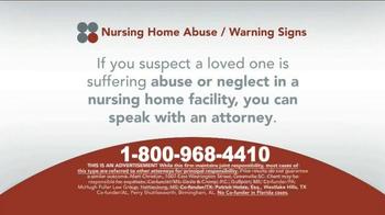 Sokolove Law TV Spot, 'Suspect Nursing Home Abuse' - Thumbnail 6