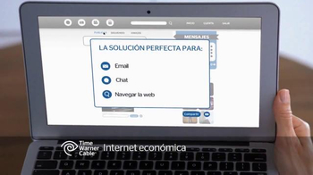 Time Warner Cable Internet Económica TV Spot, 'Knock, Knock' [Spanish] - Thumbnail 4