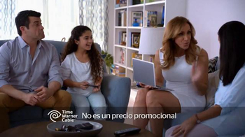 Time Warner Cable Internet Económica TV Spot, 'Knock, Knock' [Spanish]
