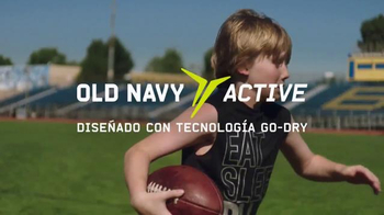 Old Navy Active TV Spot, 'Construido para la Primavera' [Spanish] - Thumbnail 6