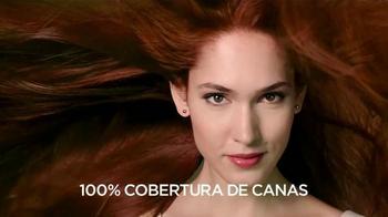 Revlon Luxurious ColorSilk Buttercream TV Spot, 'Luminoso' [Spanish] - Thumbnail 6