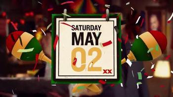 Dos Equis TV Spot, 'Comedy Central: Dos de Mayo' - Thumbnail 10