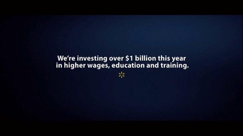 Walmart TV Spot, 'Raise in Pay' - Thumbnail 6