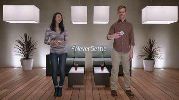Verizon Samsung Galaxy S6 TV Spot, 'Flipside Stories: Finally' - 2143 commercial airings