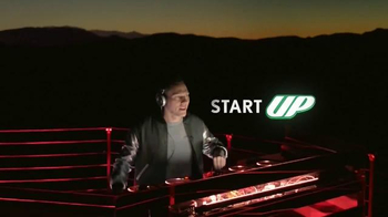 7UP TV Spot, \'Team UP\' Featuring Tiesto, Martin Garrix