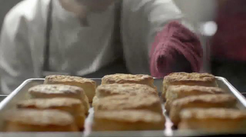 Carl's Jr Mile High Bacon Egg & Cheese Biscuit TV Spot, 'Made From Scratch' - Thumbnail 6
