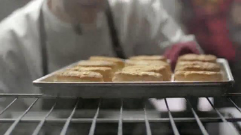 Carl's Jr Mile High Bacon Egg & Cheese Biscuit TV Spot, 'Made From Scratch' - Thumbnail 7