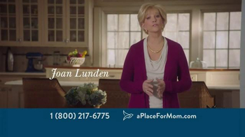 A Place For Mom TV Spot, 'Parents Living on Their Own' - Thumbnail 2