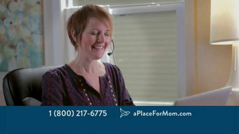 A Place For Mom TV Spot, 'Parents Living on Their Own' - Thumbnail 5