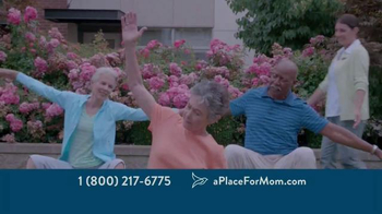 A Place For Mom TV Spot, 'Parents Living on Their Own' - Thumbnail 6