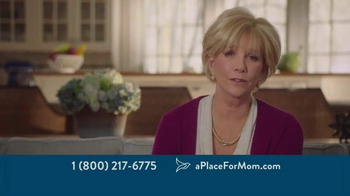 A Place For Mom TV Spot, 'Parents Living on Their Own' - Thumbnail 8
