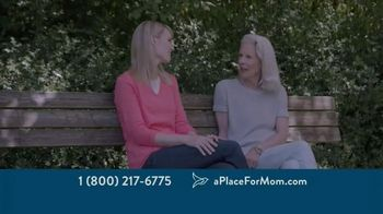 A Place For Mom TV Spot, 'Parents Living on Their Own'