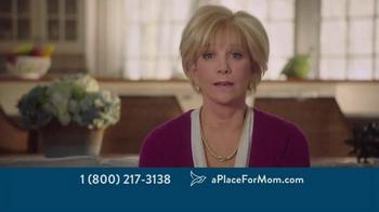 A Place For Mom Senior Living Advisor TV Spot, 'Local Advisers' - Thumbnail 2