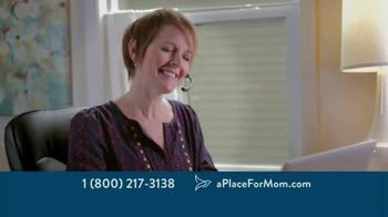 A Place For Mom Senior Living Advisor TV Spot, 'Local Advisers' - Thumbnail 3
