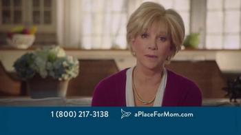 A Place For Mom Senior Living Advisor TV Spot, 'Local Advisers' - Thumbnail 4