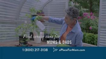 A Place For Mom Senior Living Advisor TV Spot, 'Local Advisers' - Thumbnail 5