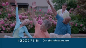 A Place For Mom Senior Living Advisor TV Spot, \'Local Advisers\'