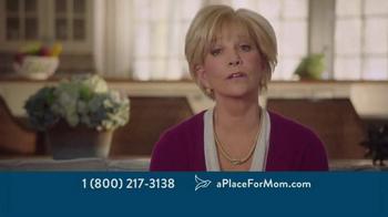 A Place For Mom Senior Living Advisor TV Spot, 'Local Advisers' - Thumbnail 7