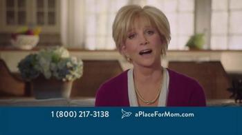 A Place For Mom Senior Living Advisor TV Spot, 'Local Advisers' - Thumbnail 8