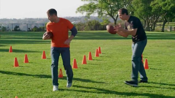 Wrangler Advanced Comfort Jeans TV Spot, 'Work Out' Featuring Drew Brees - Thumbnail 9