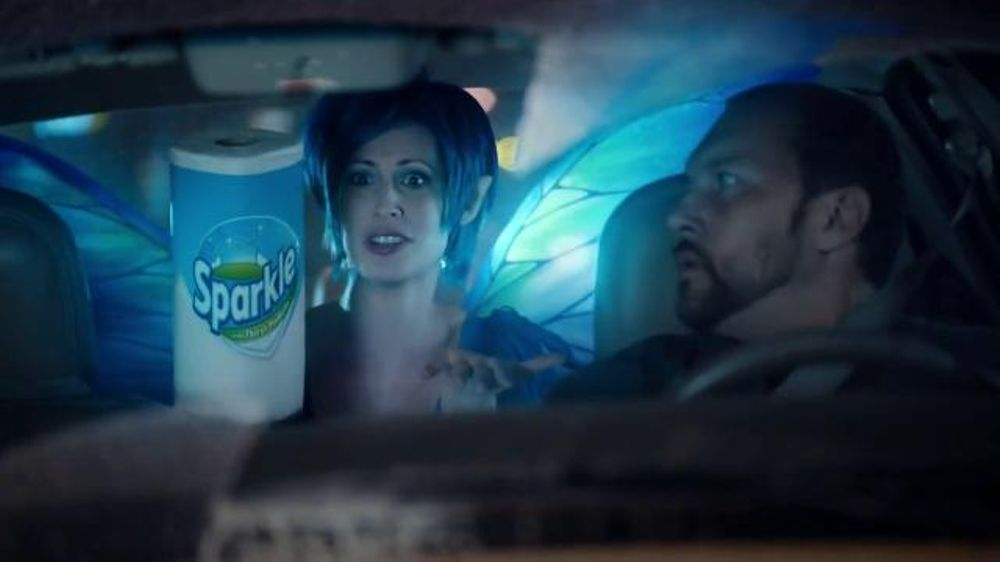Sparkle Towels Tv Commercial Taxi Cab Ispot Tv