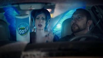 Sparkle Towels TV Spot, 'Taxi Cab' - Thumbnail 4