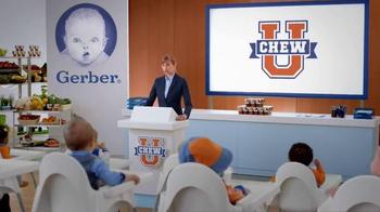 Gerber Lil' Bits TV Spot, 'Chew University' - Thumbnail 1