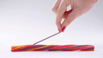 Twizzlers Pull 'n' Peel TV Spot, 'Strings' - Thumbnail 2