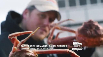 Joe's Crab Shack Mother's Day TV Spot, 'It's Jumbo Bairdi Crab Season' - Thumbnail 1