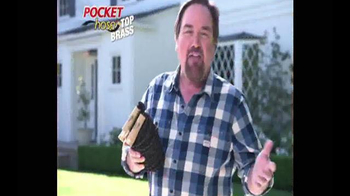 Pocket Hose Top Brass TV Spot, \'Pick a Pocket Hose\' Featuring Richard Karn