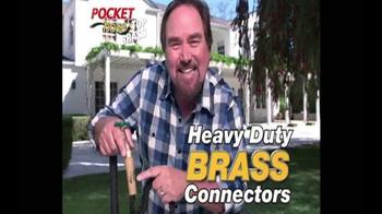 Pocket Hose Top Brass TV Spot, 'Pick a Pocket Hose' Featuring Richard Karn - Thumbnail 2