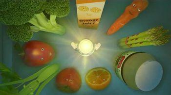 Ensure 2X Vitamin D TV Spot, 'Rework the Menu: Sunshine Vitamin'