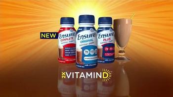 Ensure 2X Vitamin D TV Spot, 'Rework the Menu: Sunshine Vitamin' - Thumbnail 10