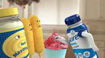 Ensure 2X Vitamin D TV Spot, 'Rework the Menu: Sunshine Vitamin' - Thumbnail 3