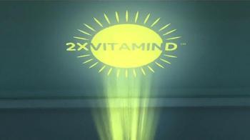 Ensure 2X Vitamin D TV Spot, 'Rework the Menu: Sunshine Vitamin' - Thumbnail 7