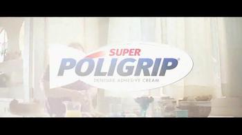 PoliGrip TV Spot For Super PoliGrip, 'Eat Loud' - Thumbnail 10