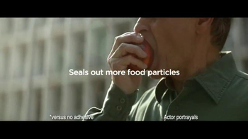 PoliGrip TV Spot For Super PoliGrip, 'Eat Loud' - Thumbnail 2