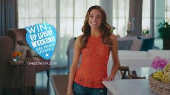 Pure Silk TV Spot, 'That's Easy' Featuring Jana Kramer - Thumbnail 5