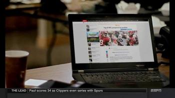 ESPN Insider TV Spot, '2015 NFL Draft'