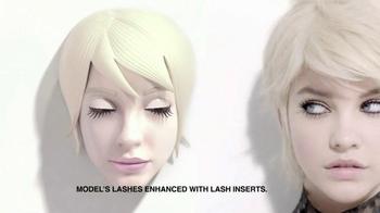 L'Oreal Paris Miss Manga Rock Mascara TV Spot, 'Punky' - Thumbnail 6