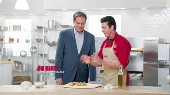 Papa John's Garlic Knots TV Spot, 'Garlic Nantz' Ft. Jim Nantz, Paul George - Thumbnail 2