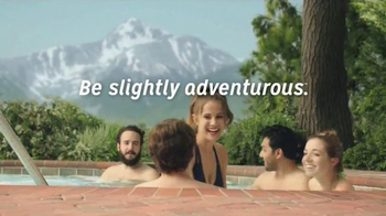 Hotwire TV Spot, 'Hot Tub Party' - Thumbnail 6