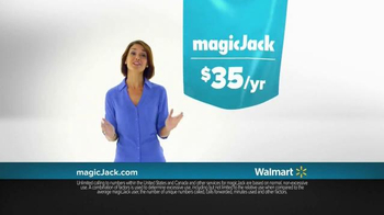 magicJack TV Spot, \'Available at Walmart\'