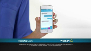 magicJack TV Spot, 'Available at Walmart' - Thumbnail 3
