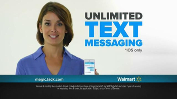 magicJack TV Spot, 'Available at Walmart' - Thumbnail 4