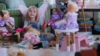 Walmart TV Spot, 'Eureka Self Cleaning Vacuum: Haircuts' - 645 commercial airings