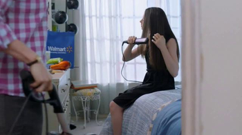 Walmart TV Spot, 'Eureka Self Cleaning Vacuum: Haircuts' - Thumbnail 3