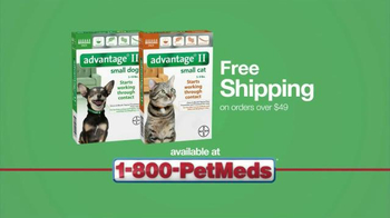 1-800-PetMeds TV Spot, 'Advantage II' - Thumbnail 8