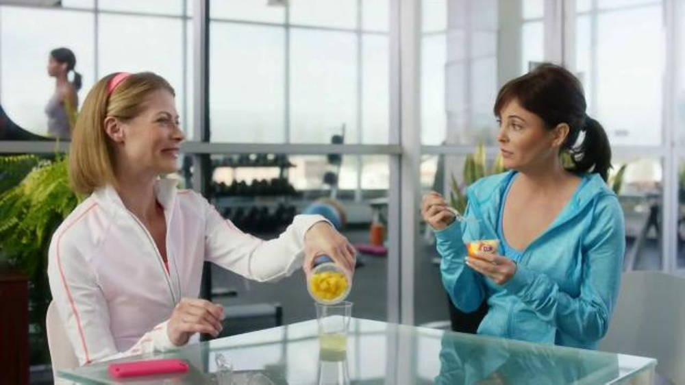 6a8aa3c64983fa Dole Fruit Bowls TV Commercial,  Drain It or Drink It  - iSpot.tv